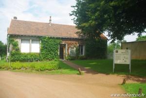 maison Raoul Adam à Nohant