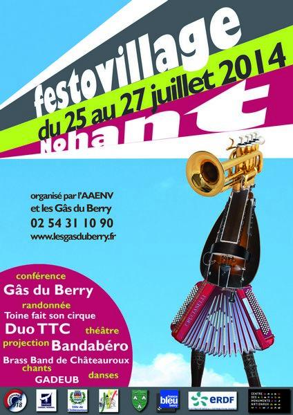 2014 flyer festovillage
